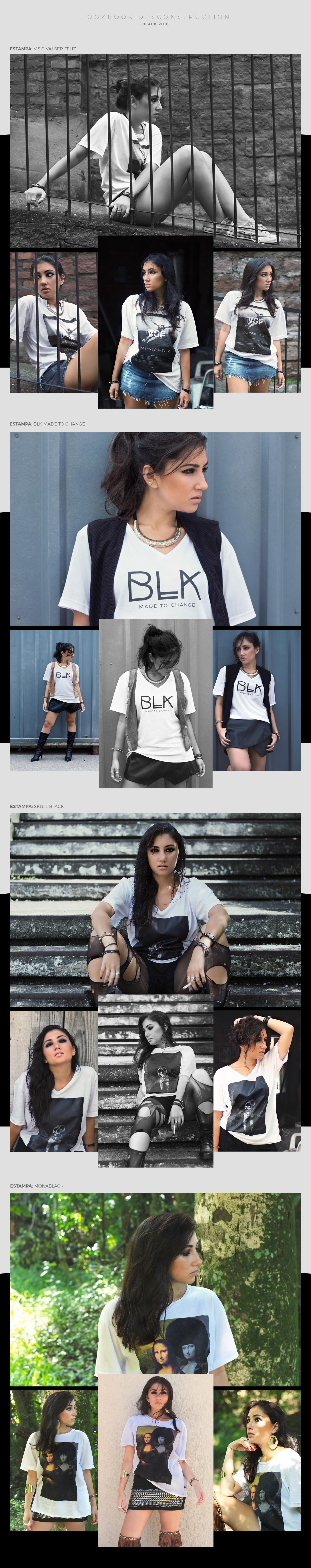 black SejaBlack brandingdesign tshirts