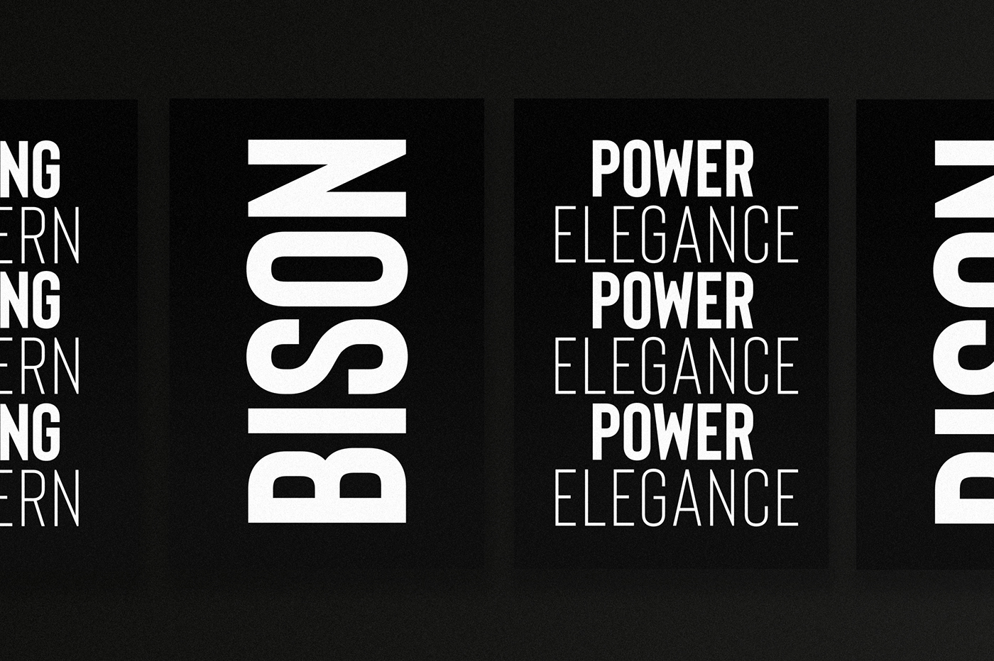 EDGY HIGH FASHION presentation free font Typeface bold condensed Header outline