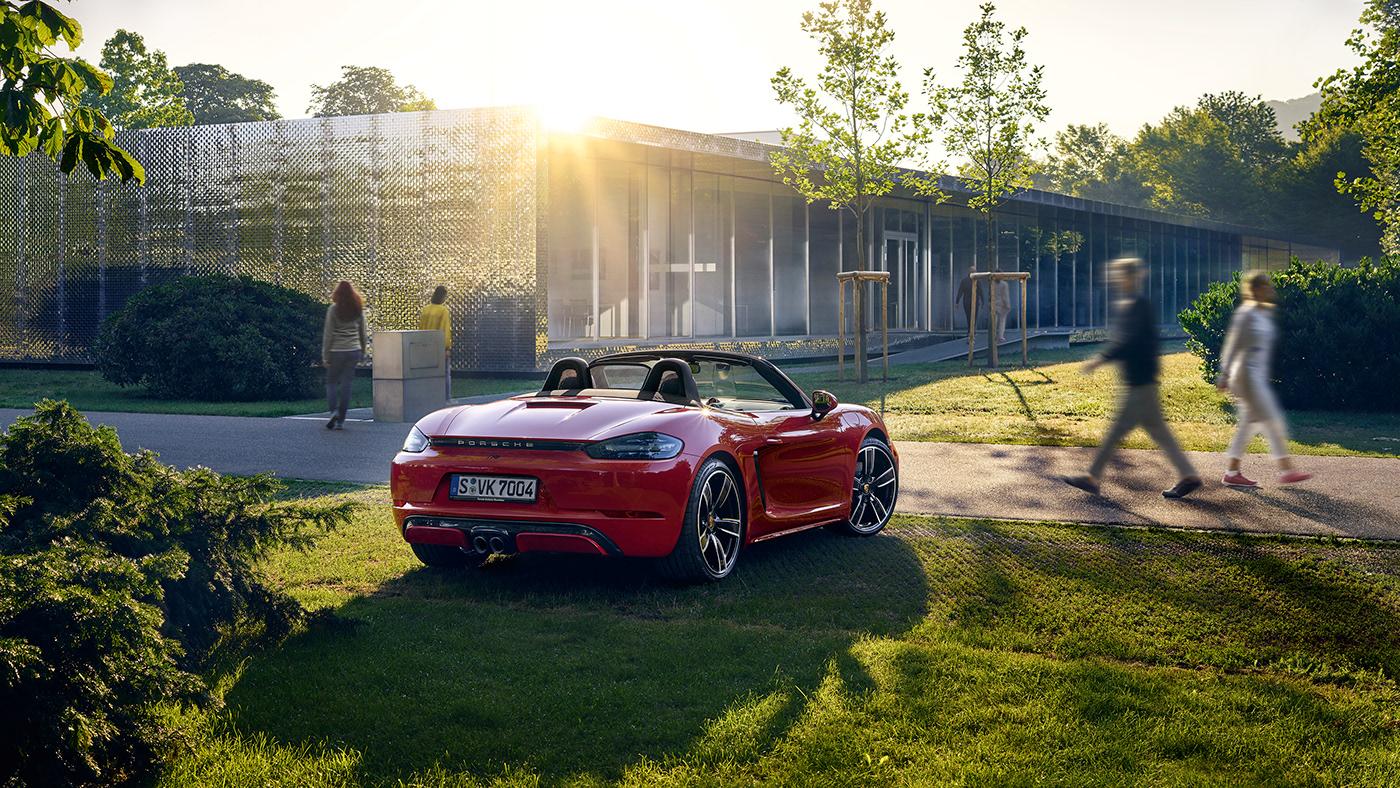 3D artwork automotive   car CGI photoshop Porsche postproduction Render visualization