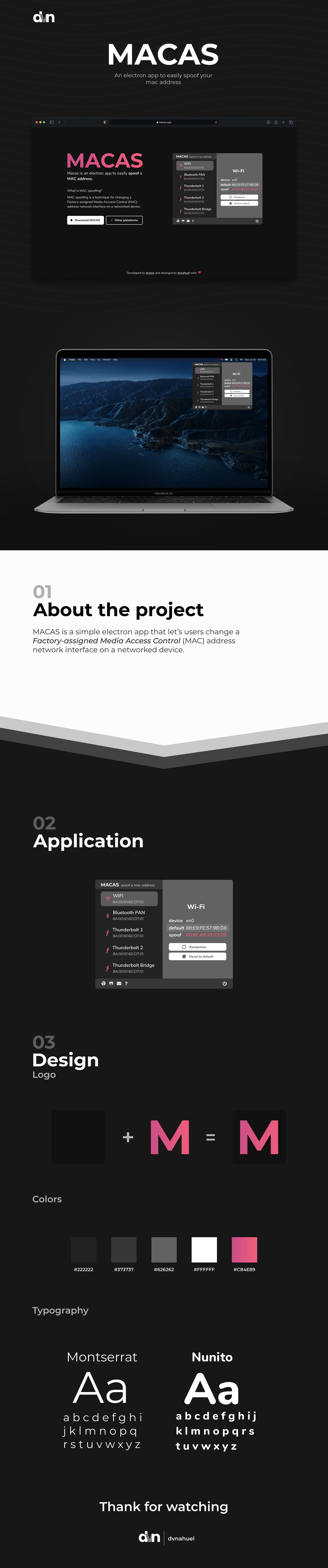 app design electron UI ux Web