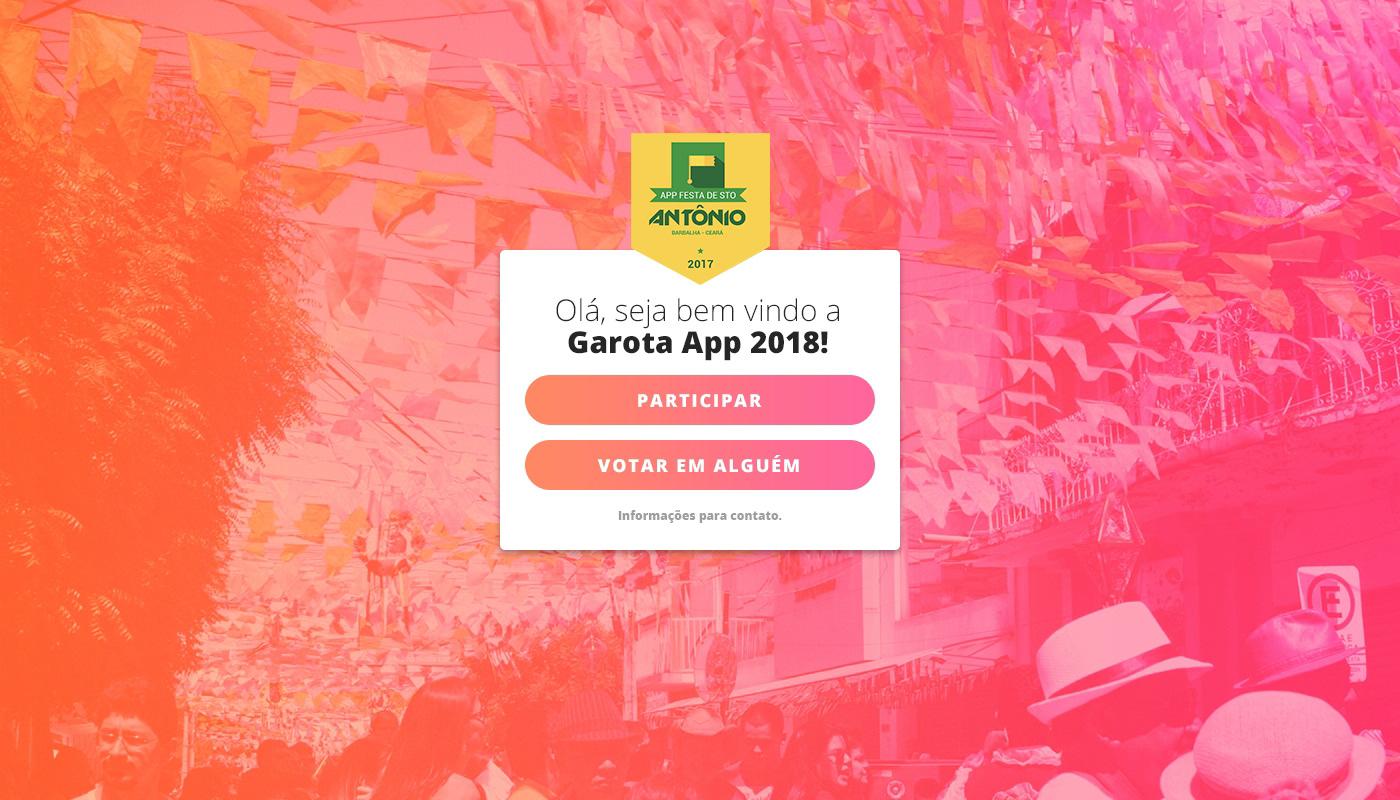 app photoshop Concurso aplicativo festaDeSantoAntonio barbalha ceará