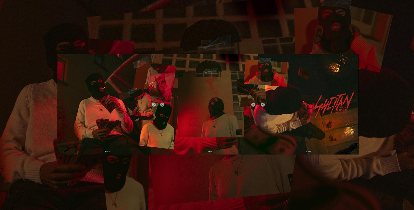 Album clip cover Film   music Musique Sheitan soundtrack type video clip
