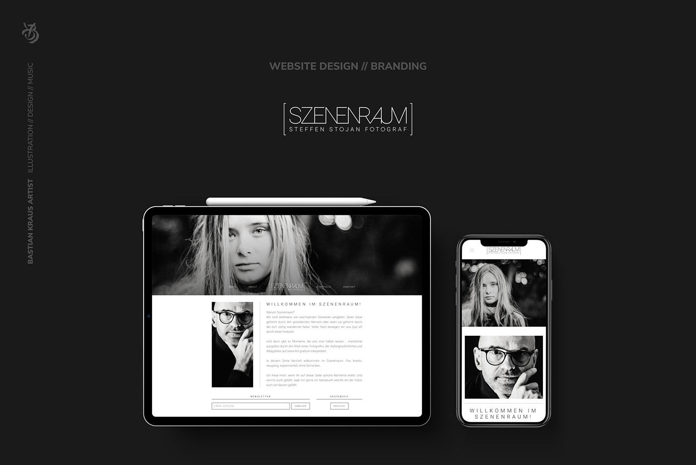 SZENENRAUM // Branding