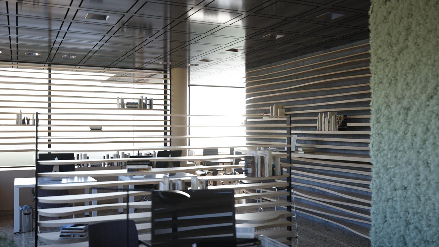 Office lugano newproject interiordesign furniture ufficio