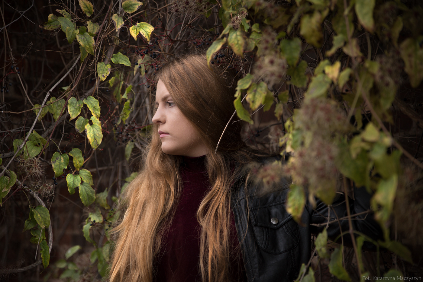 Portrait photography Katarzyna Maczyszyn