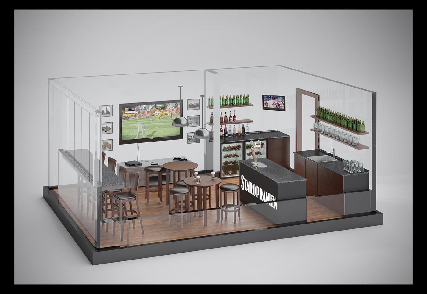 o2 arena skybox on behance. Black Bedroom Furniture Sets. Home Design Ideas