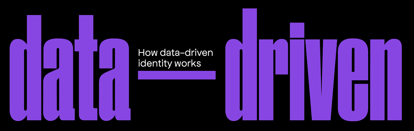 brand identity branding  Data data identity datadriven identity visual identity Photography  Rome