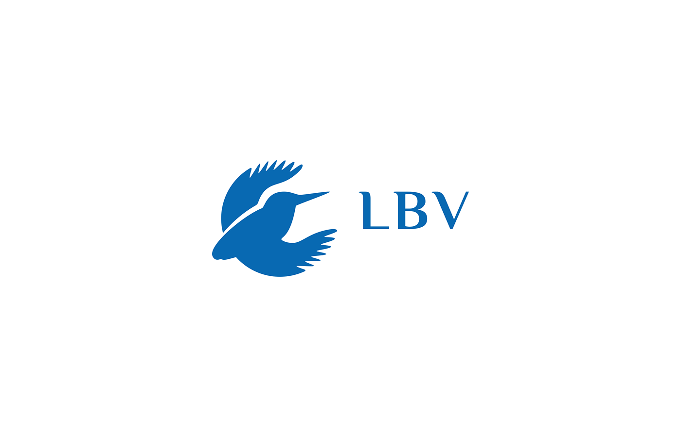 branding  identity LBV Naturschutz