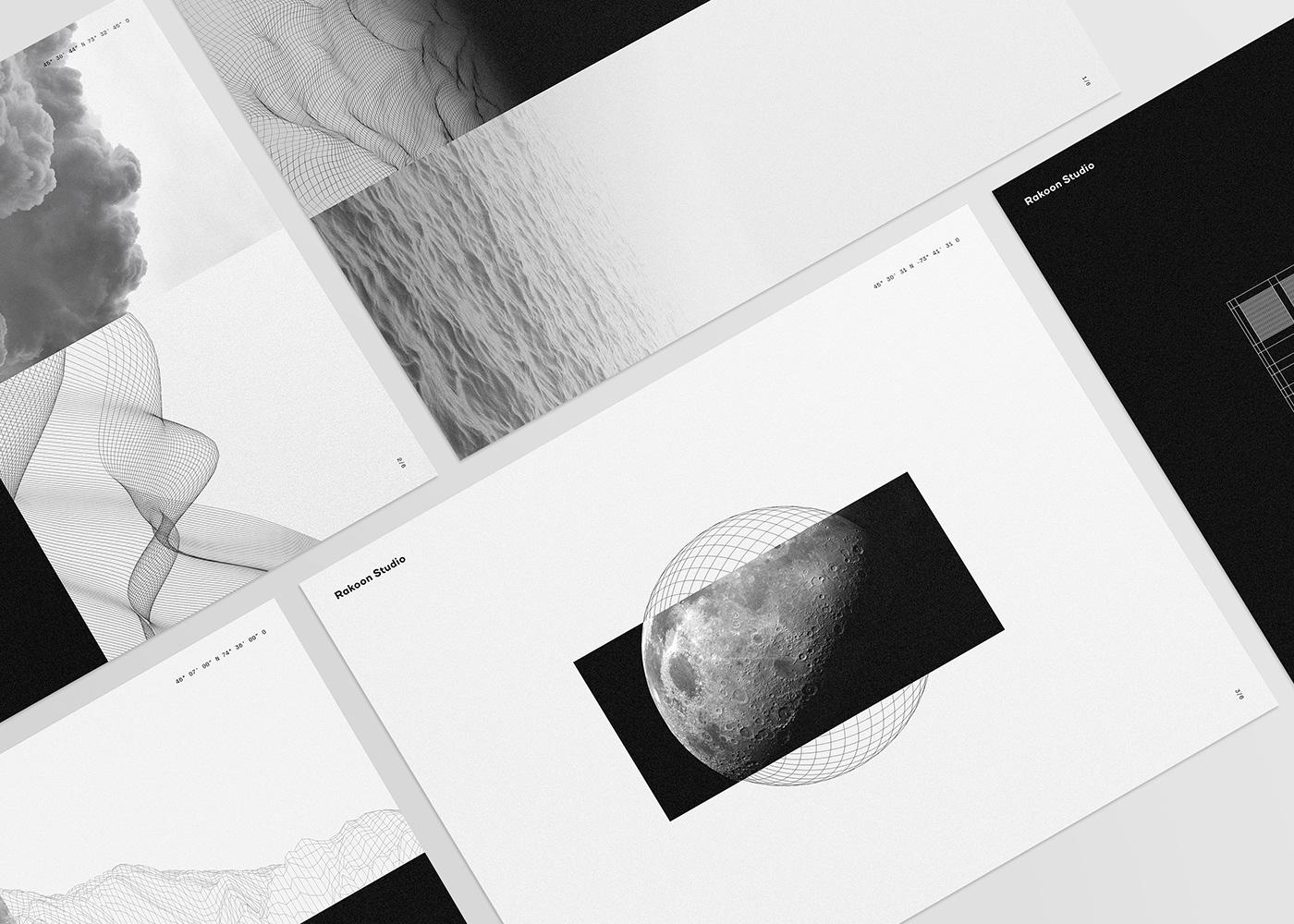 design branding  Virtual reality Immersion graphic design  brand immersive poster