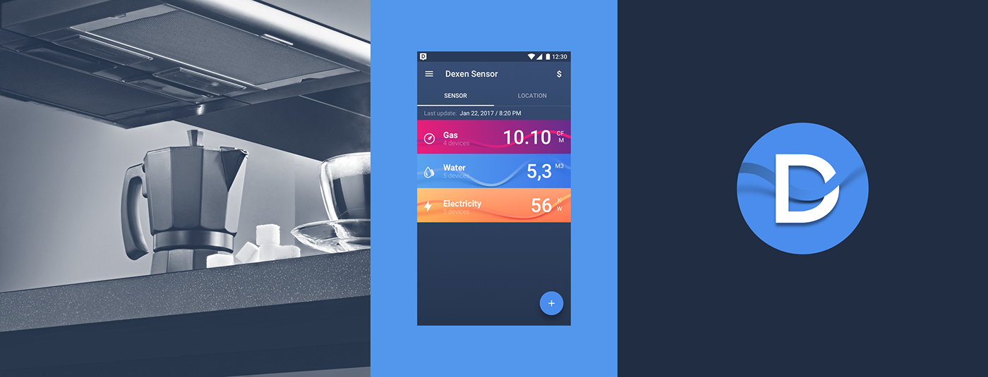 ibeacon smarthome app android