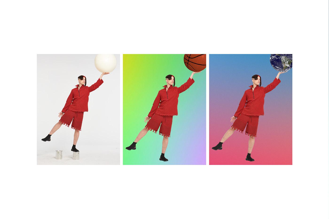 art direction  branding  design Fashion  graphic design  logo Photography  PicsArt Rebrand The New Company