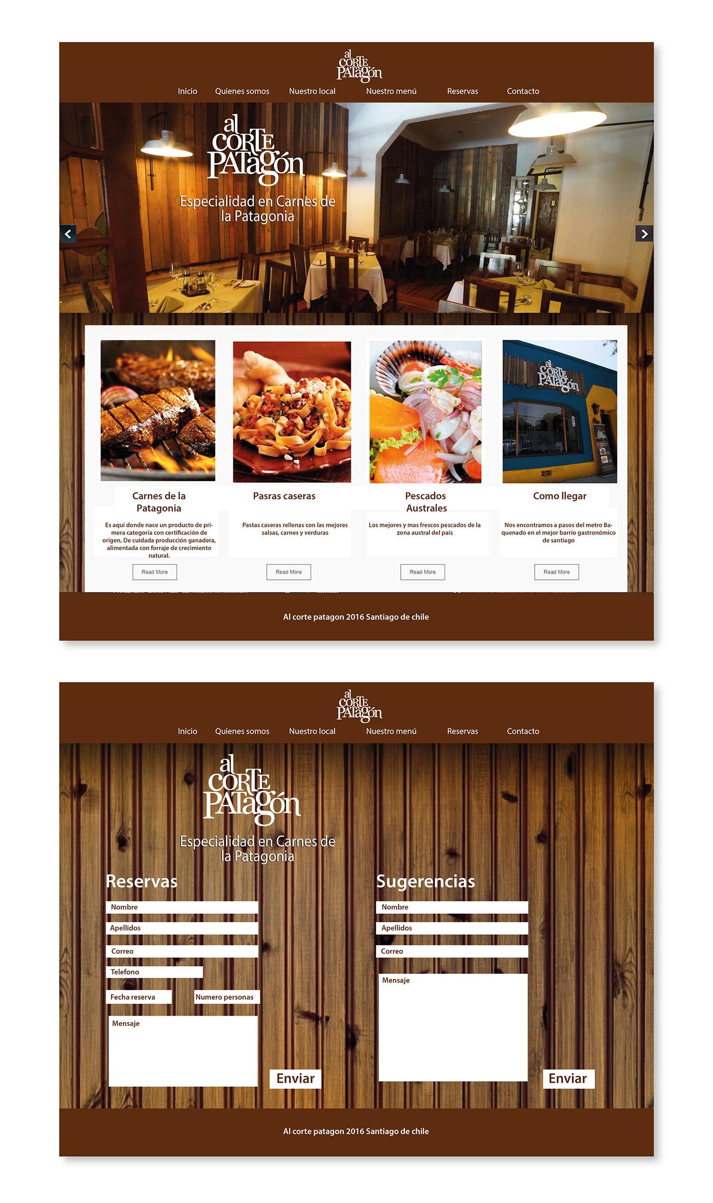 diseño gráfico Diseño web Experiencia de usuarios