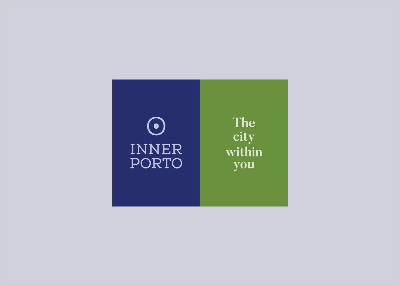 porto real-estate identity slogan