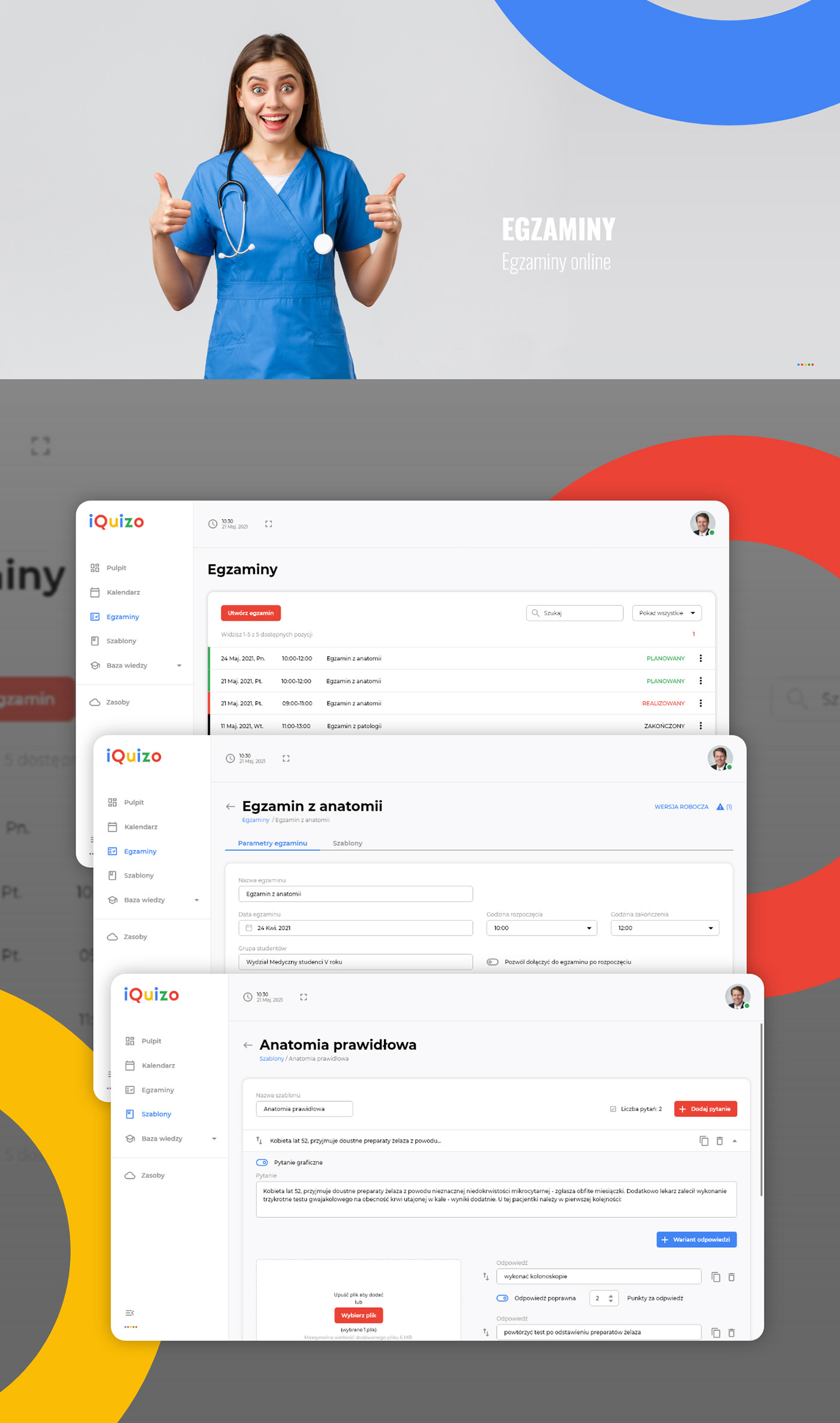 Adobe XD interaction medical ui design UI/UX user experience user interface UX design Website