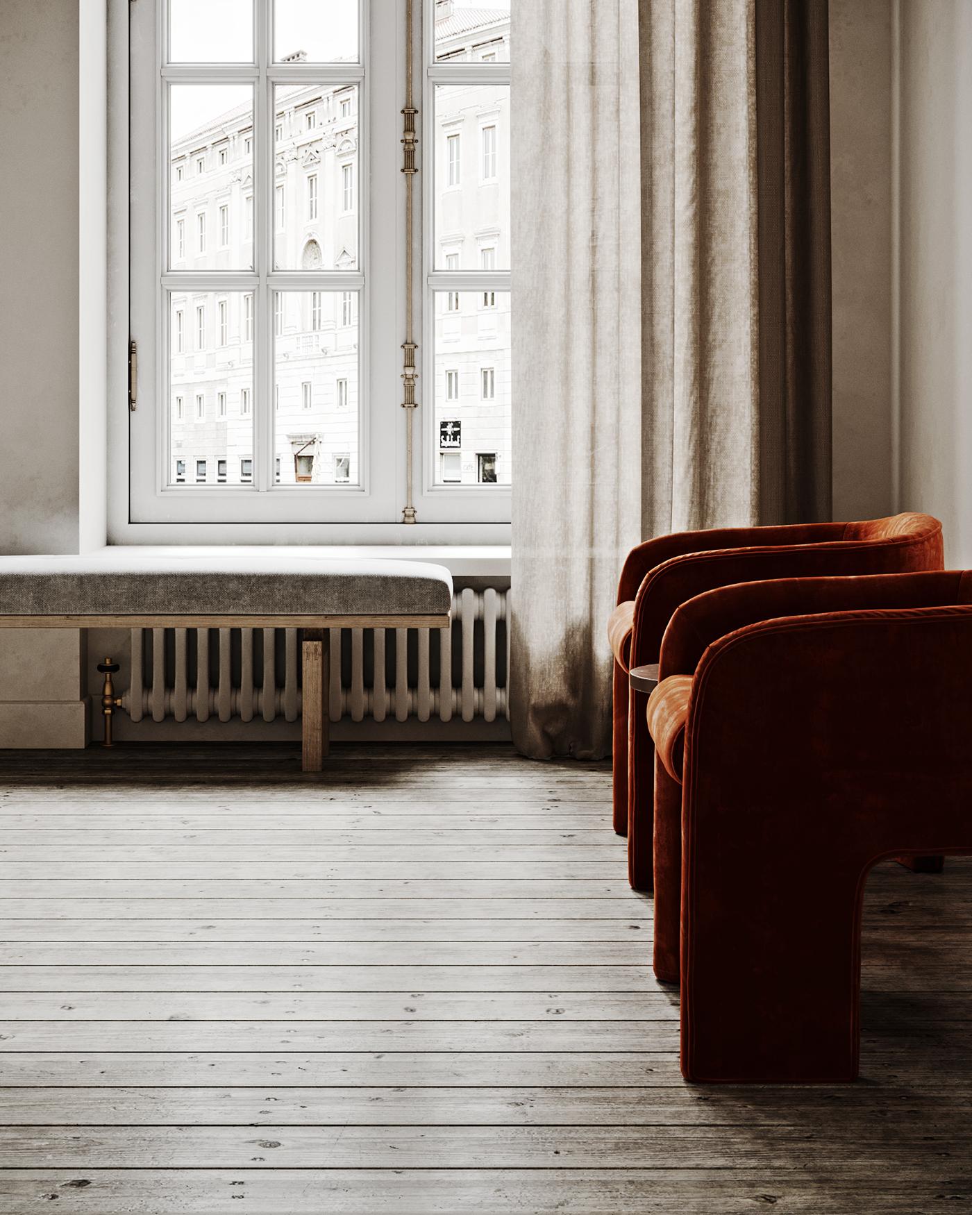 interiordesign design Scandinavian Minimalists softinterior andtradition jaimehayon JørnUtzon Kopenhagen yellowtrace