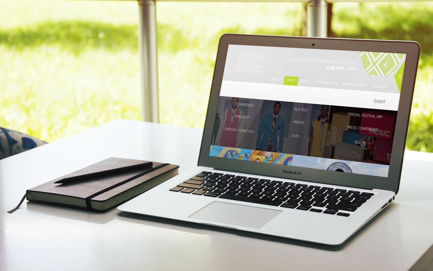Website Web design brand strategy Webdesign