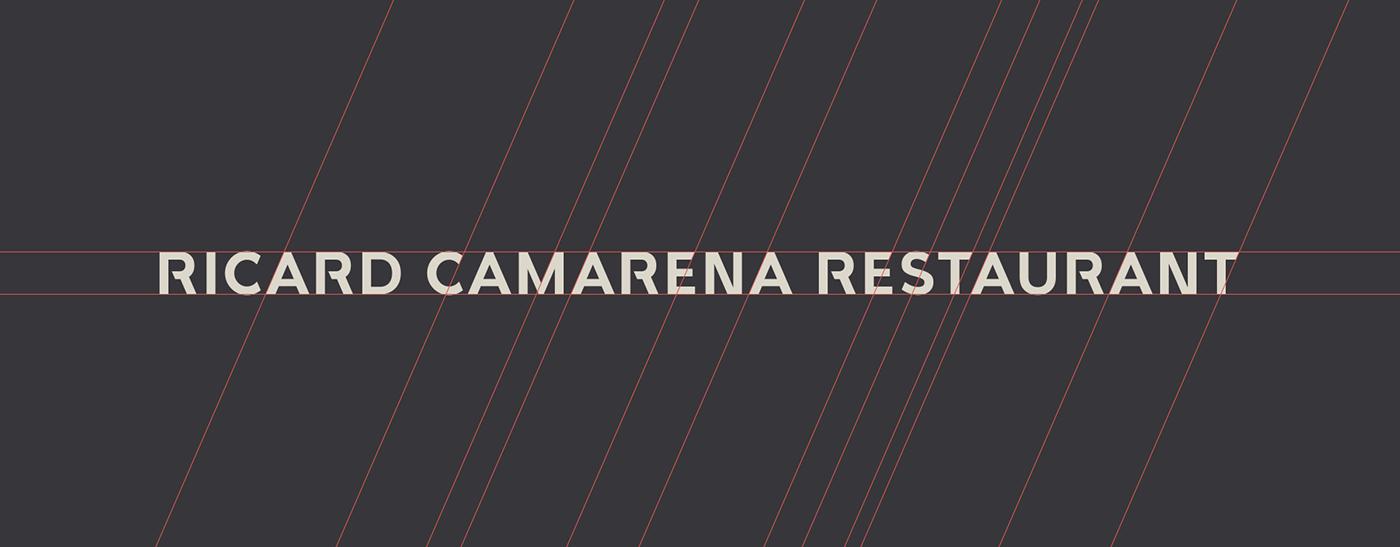camarena restaurant Ricard Camarena michelin identity gourmet red spanish chef Food