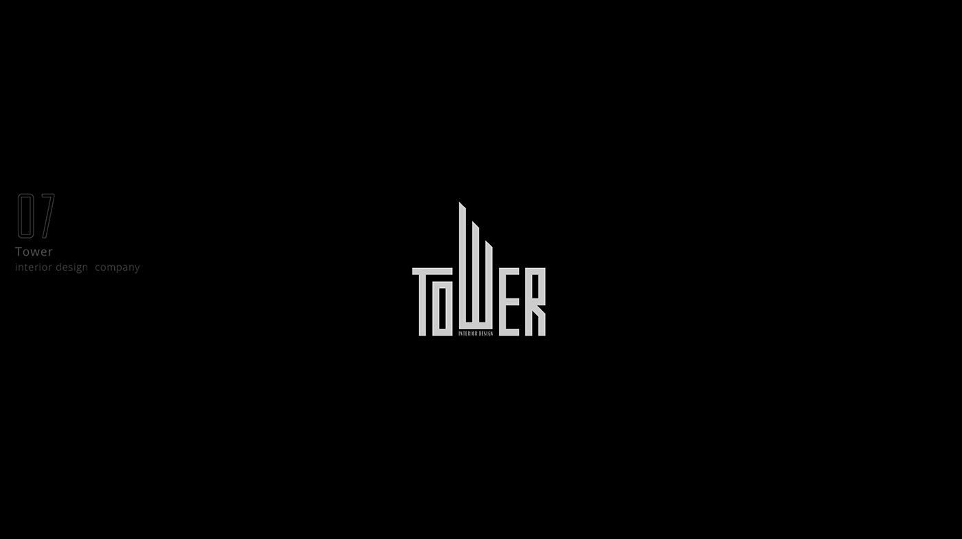 logo typography   grsphic design identity Logo Design logofolio Logotype