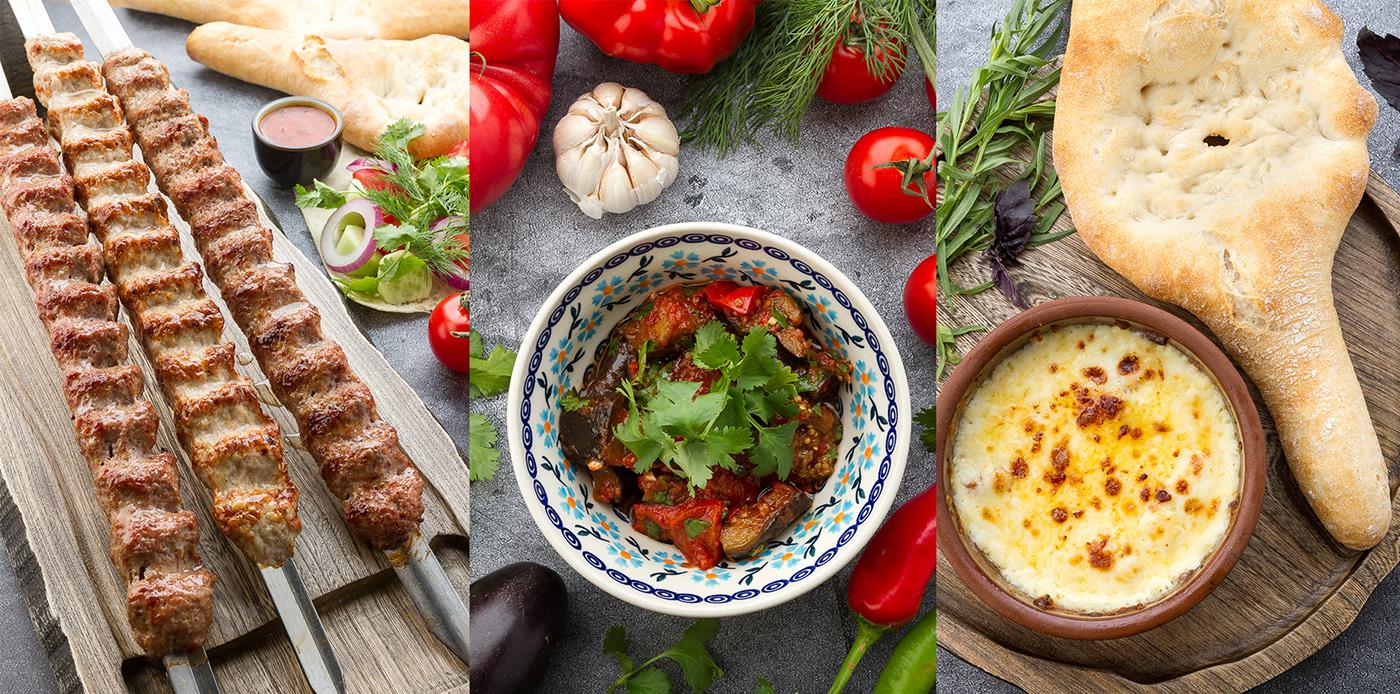 «Jos» — Georgian restaurant with emotional feel-good service.