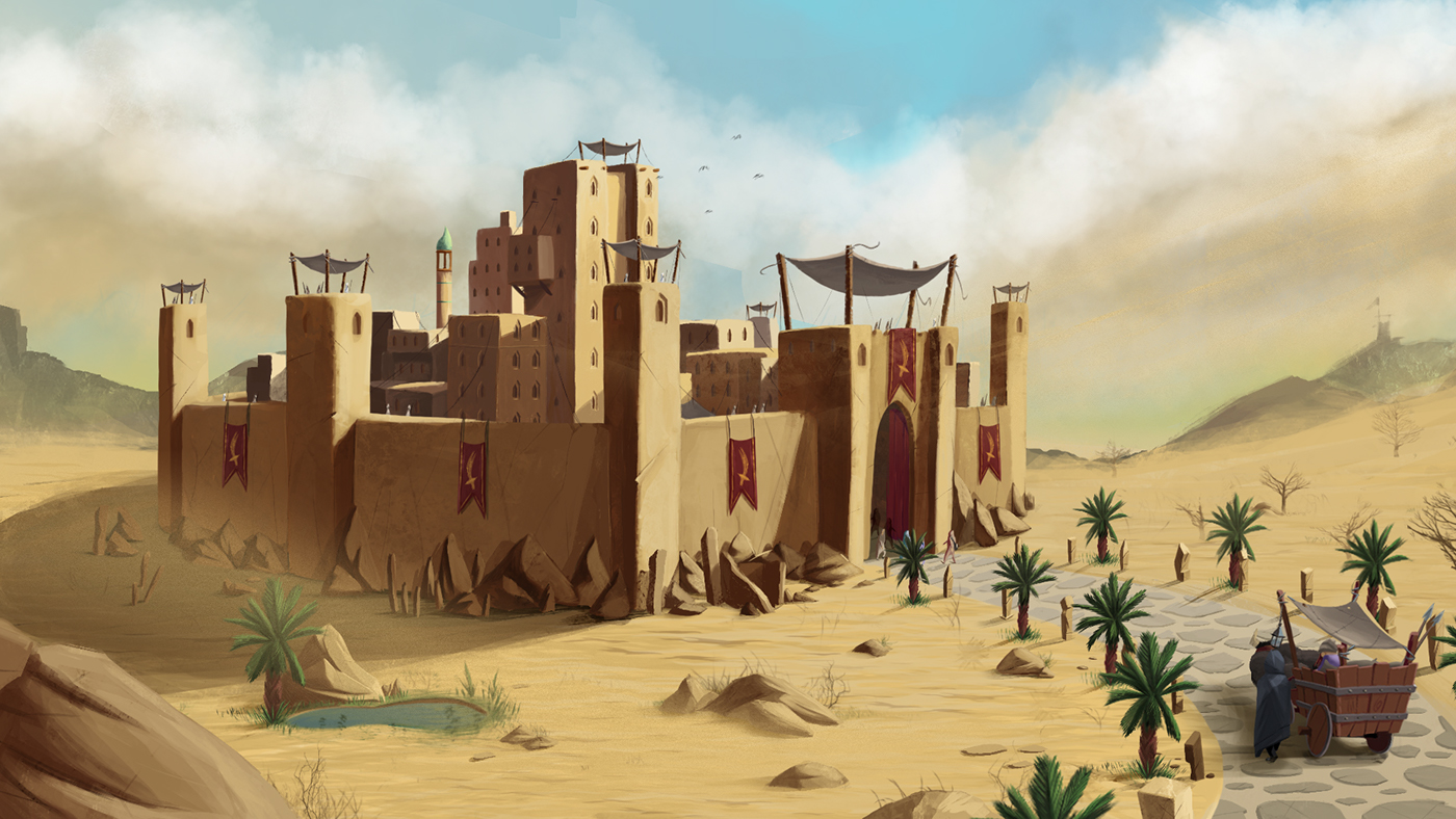 выбор пустынный город рисунок изделия нас приемлемая