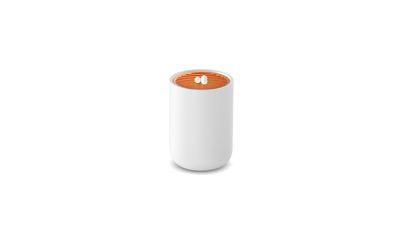 product home deco industrial design  diffuser scent Prefume concept design inspired design trend DAWN