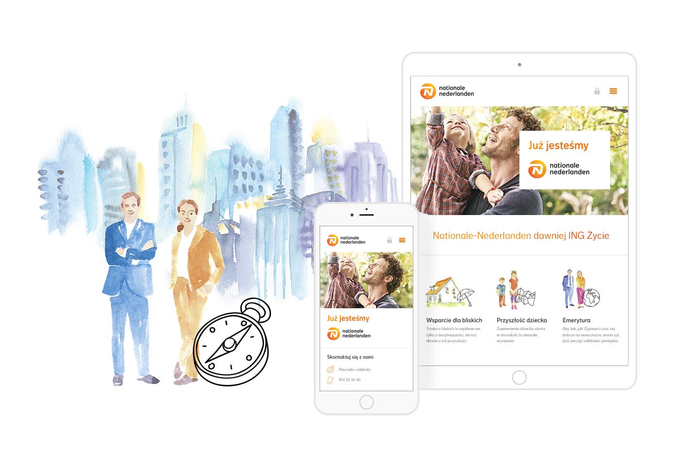 insurance mobile rwd Website Webdesign finance Life Insurance Web Webdevelopment ux