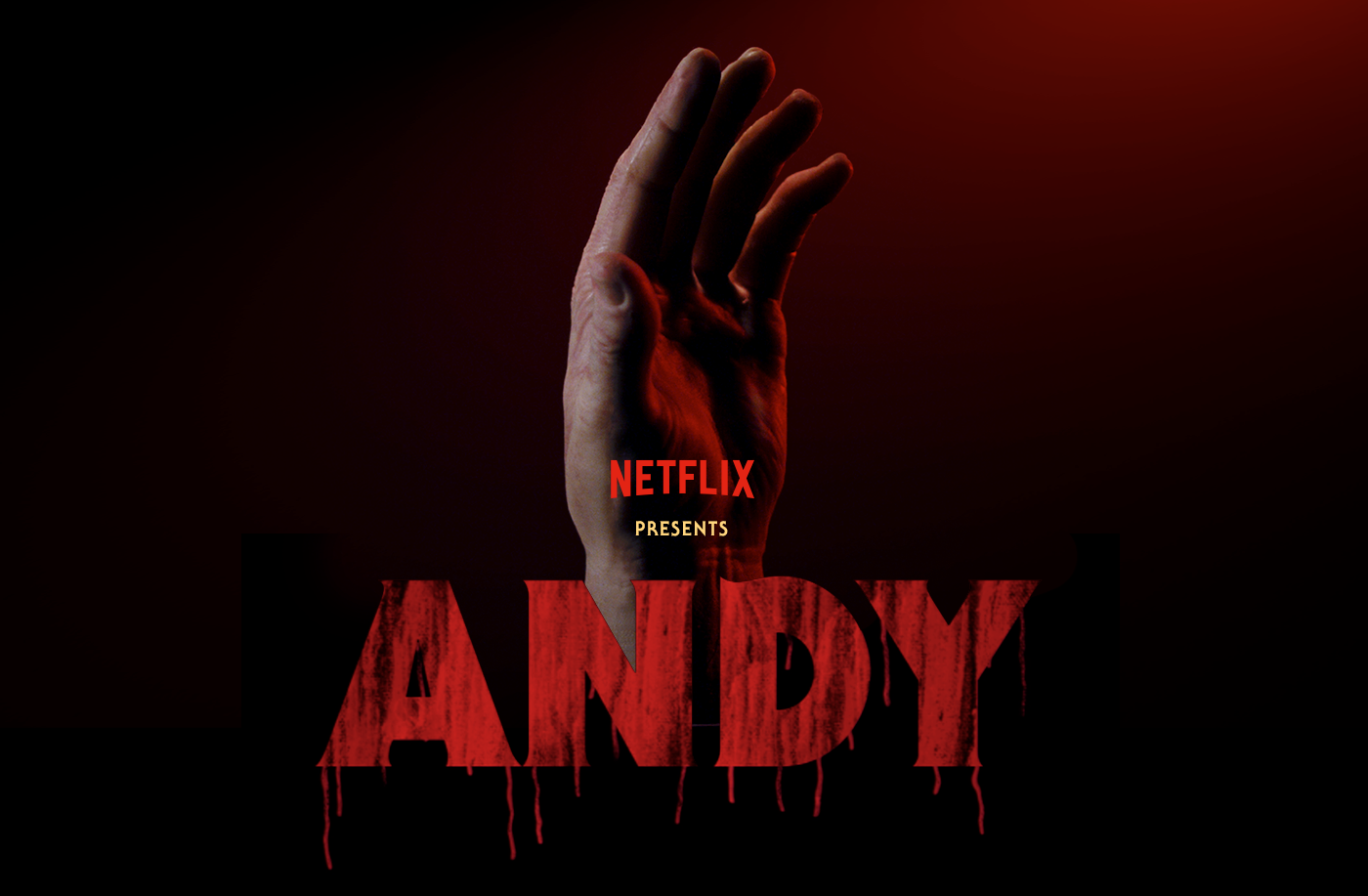 a classic horror story andy fear hand horror movie Netflix
