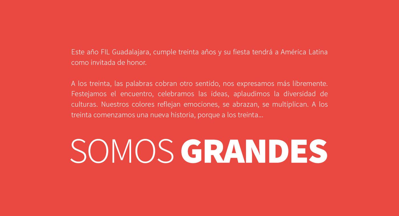 fil Guadalajara mexico Fair kaleidoscope creative Reading literature books culture