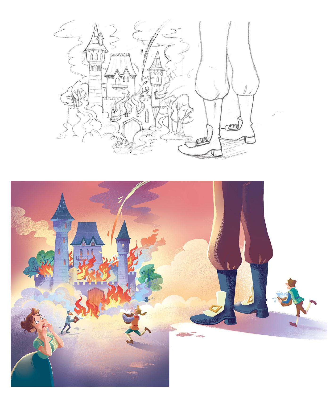 children's book ILLUSTRATION  Ispiration design Digital Art  portfolio story artist love my job passion