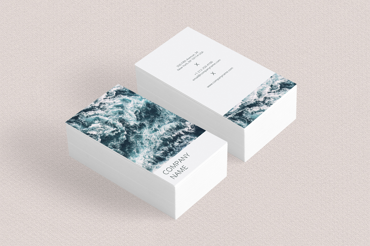 Asian Dream Business Card Template on Behance