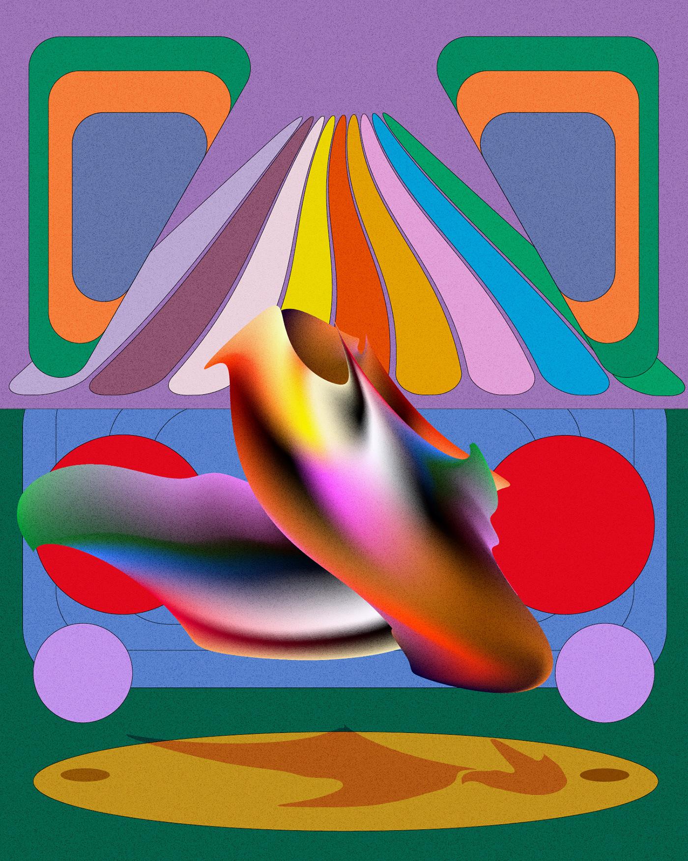 art arte artist dibujo digitalart Drawing  graphicdesign ILLUSTRATION  Illustrator poster
