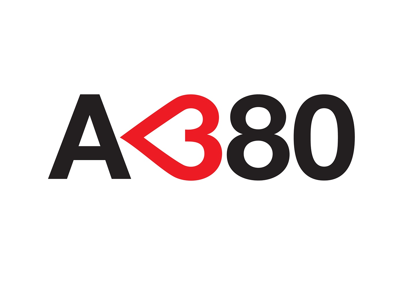A380 Logo Design On Behance
