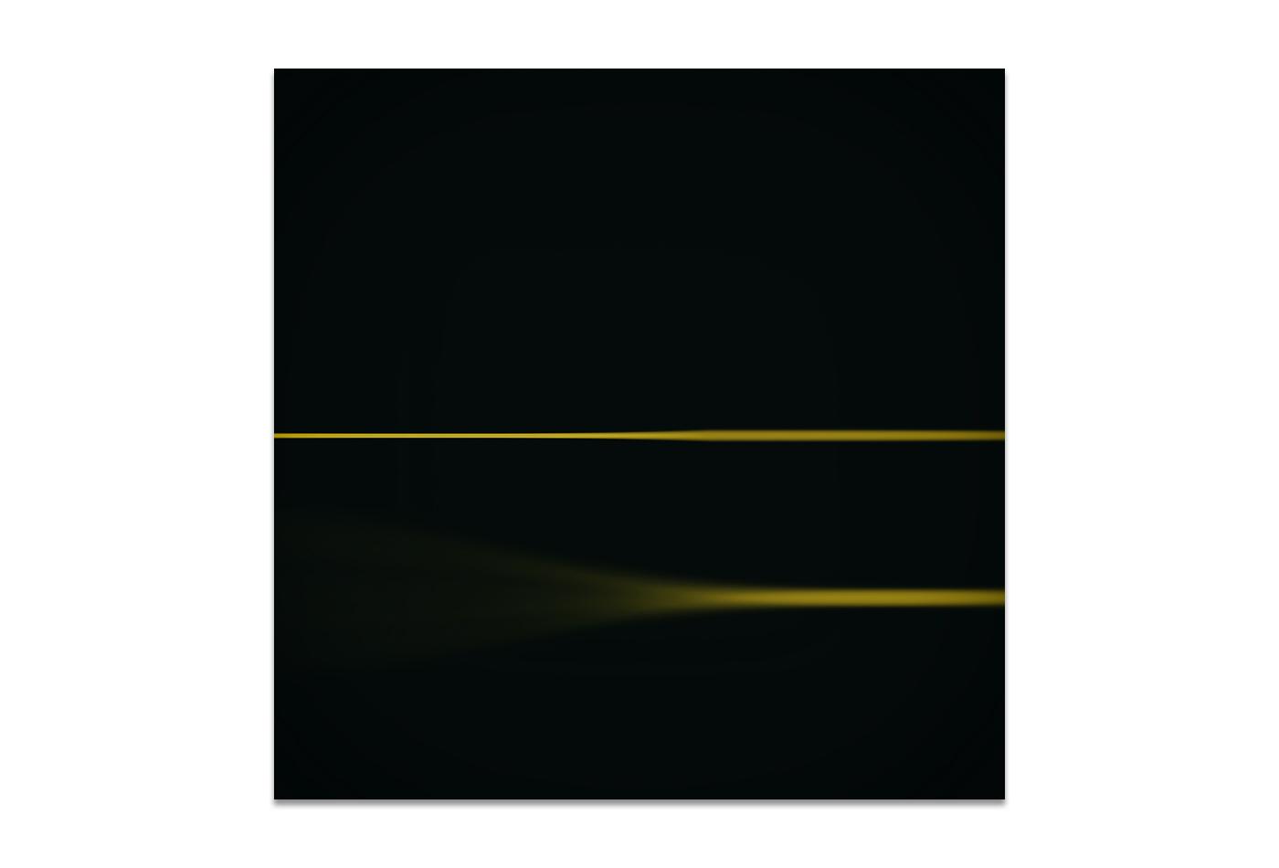yellow black blur abstract Minimalism