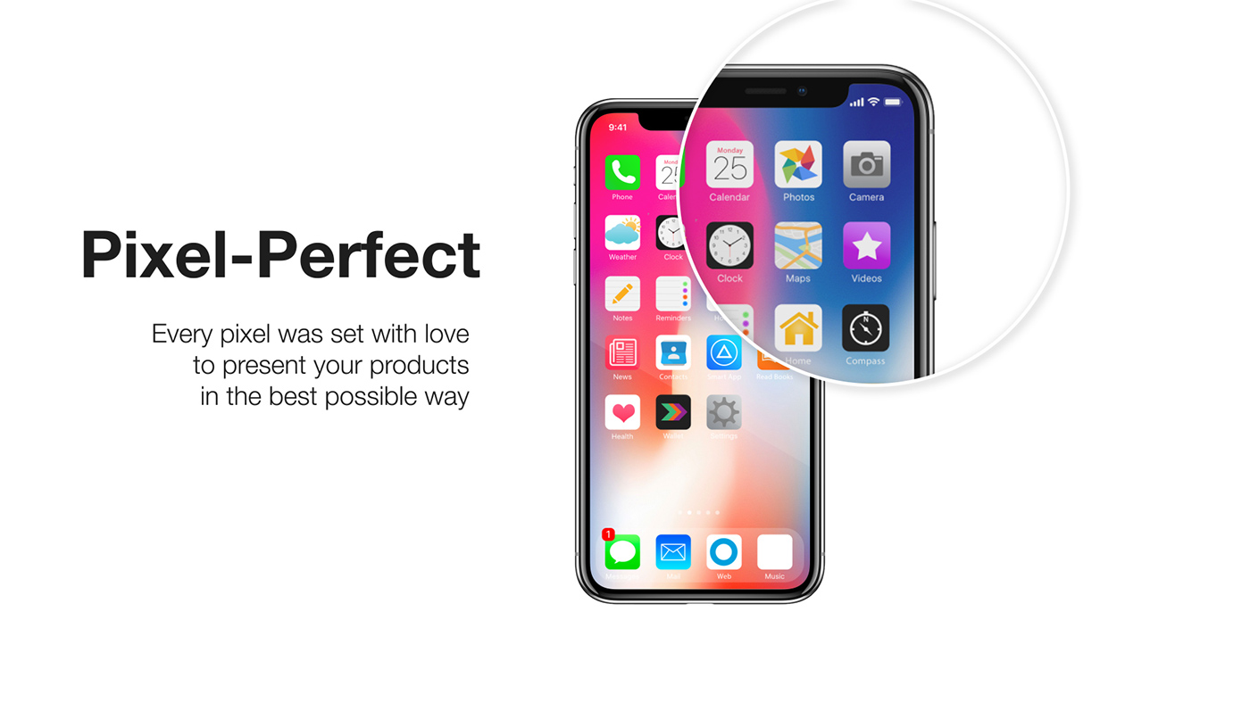 iphone x after effects template freebie on behance. Black Bedroom Furniture Sets. Home Design Ideas
