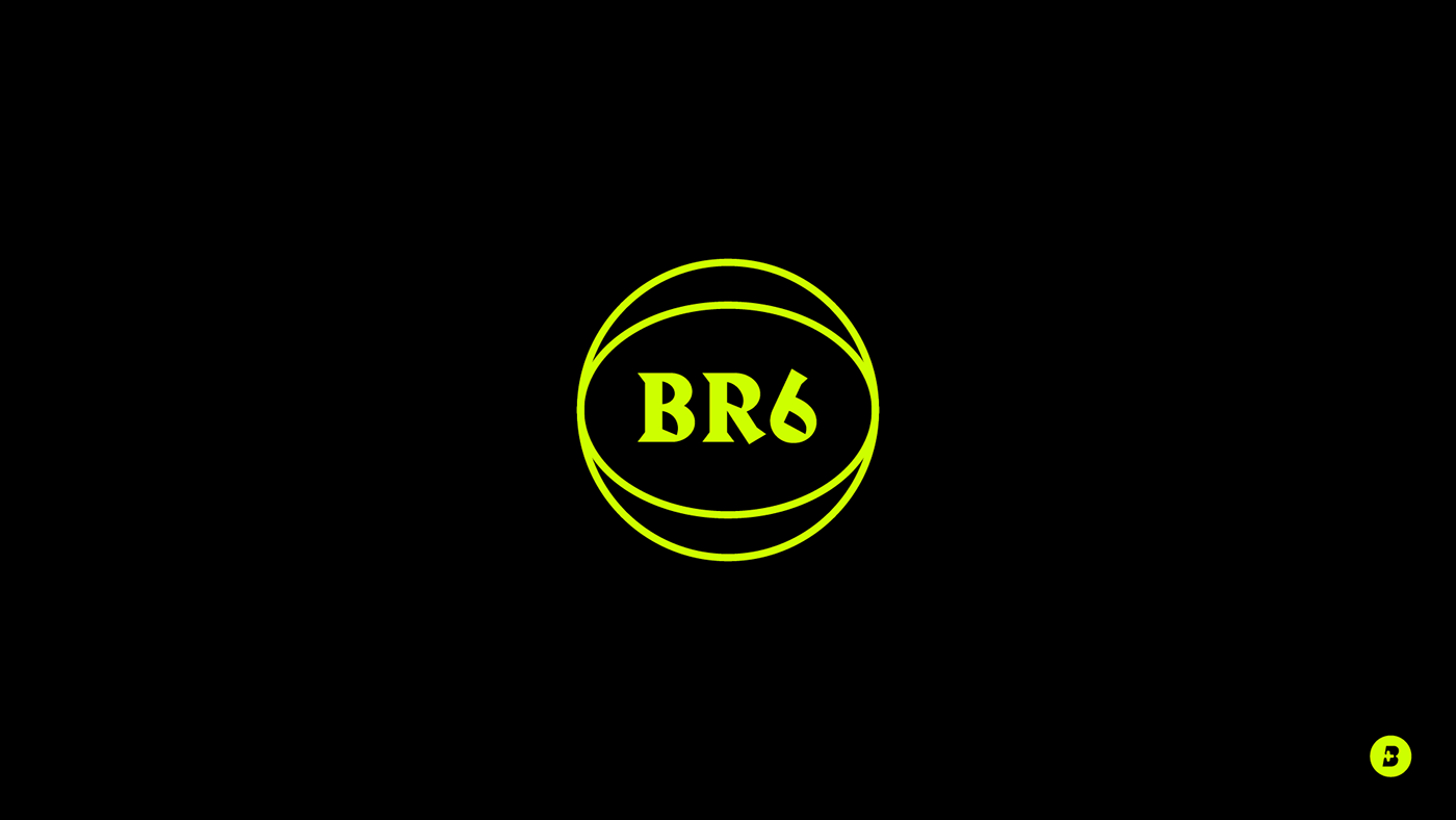 BR6 logotype