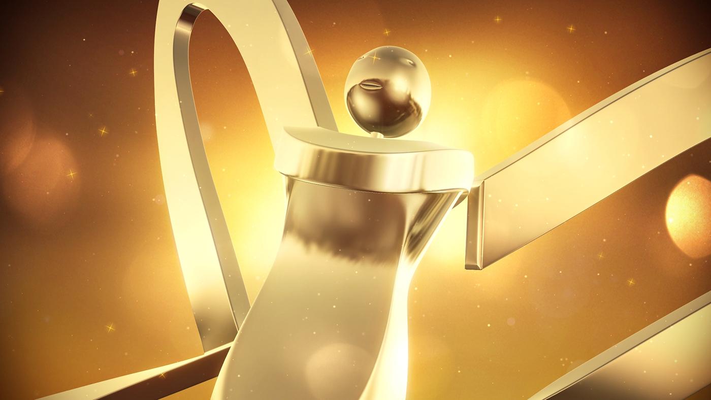 Altın kelebek kanal d hurriyet KENAN SUBASI opener promo ID bumper motion graphic cinema 4d