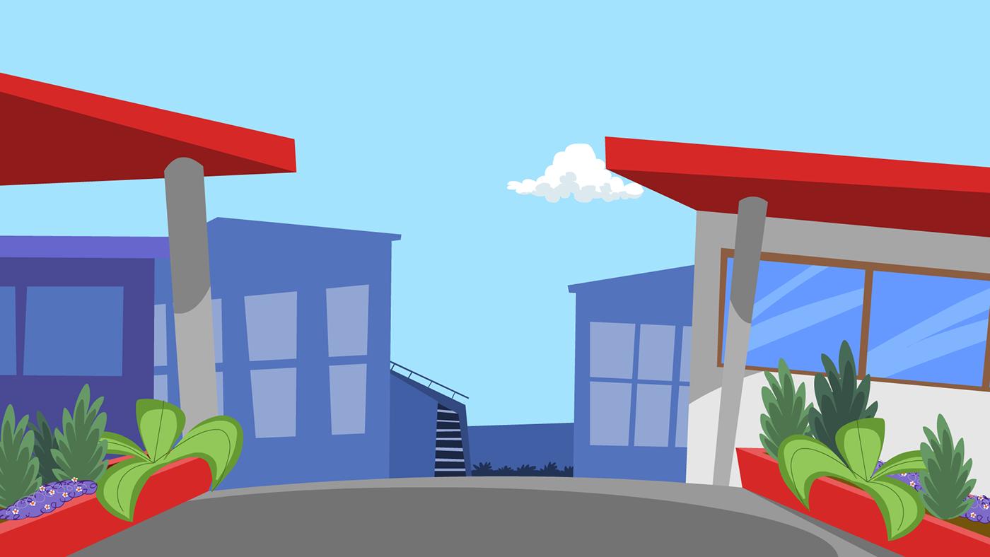 animação animation  design de personagens Character design  Ilustração ILLUSTRATION  desenho campanha cartoon infantil