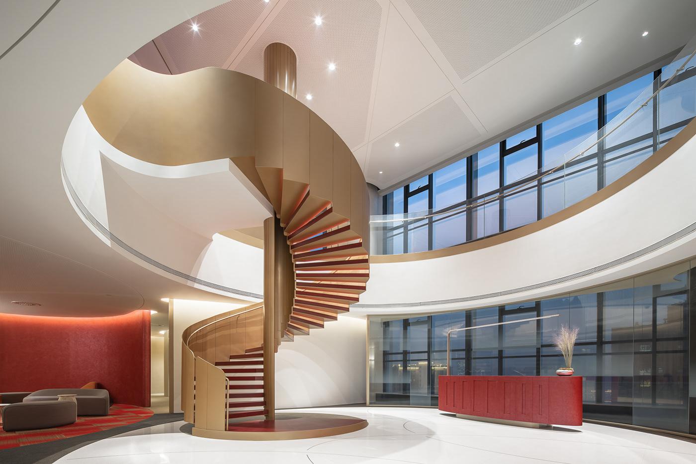 CHINLINK interior design  Office Photography  HONG Designworks studio TEN Tan xiao xi'an
