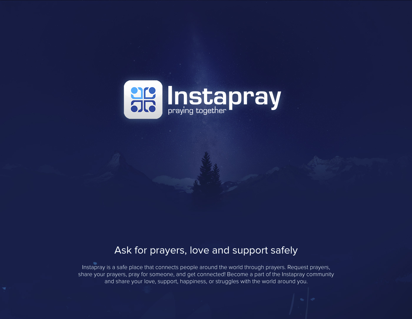 Instapray On Behance
