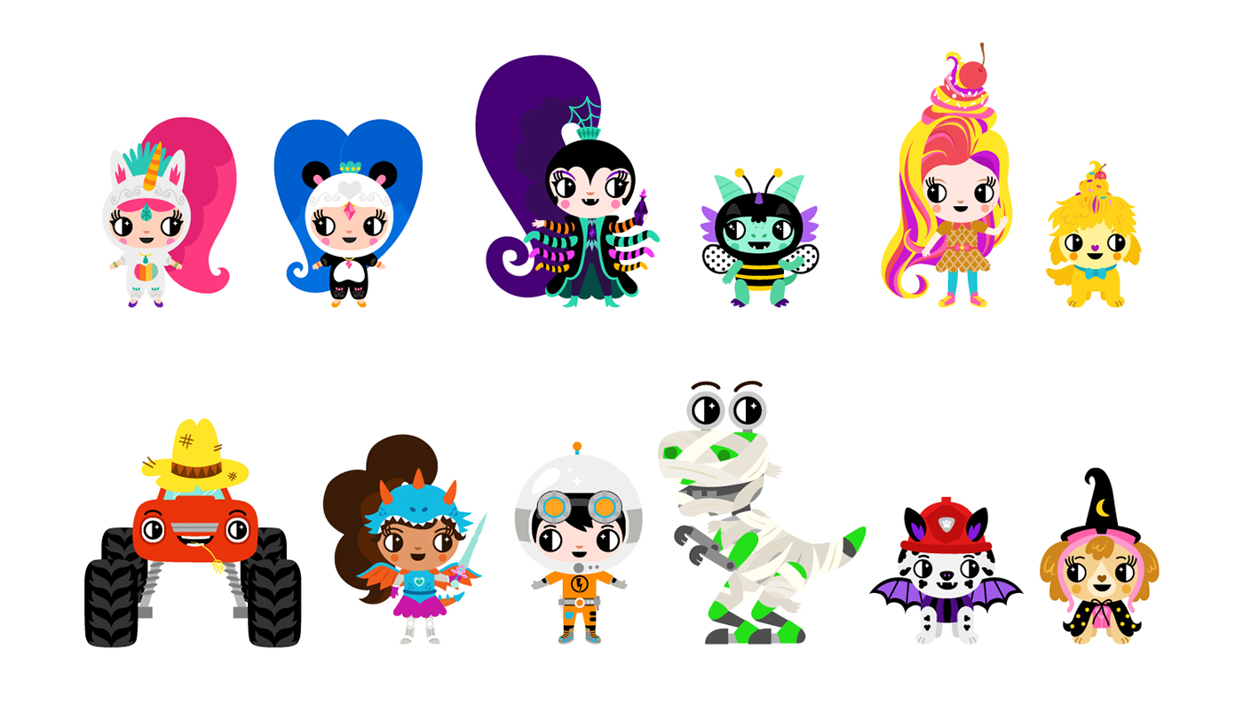 nick jr halloween logo - awesome graphic library •