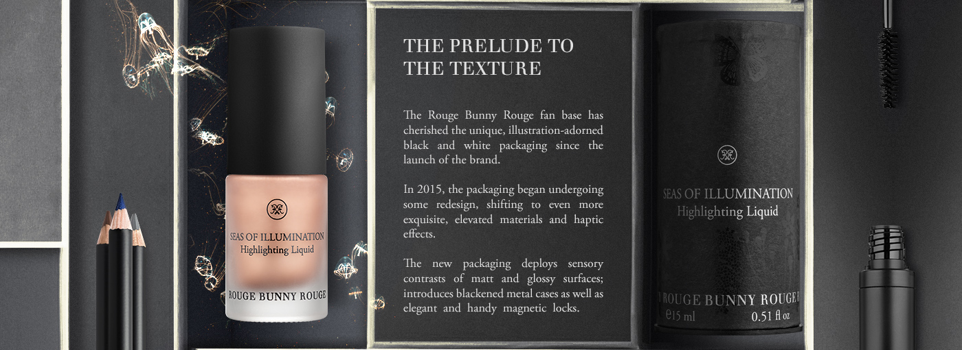 make-up,beauty,Pack,makeup,MUA,rebranding,luxury,color cosmetics ,colour cosmetics,product,designer,Metamorphosis,Rouge Bunny Rouge,Magic  ,tale