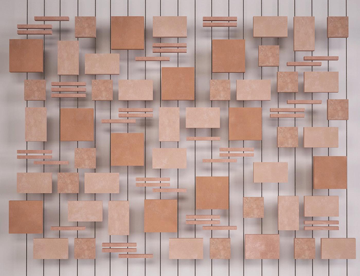 architettura CONCORSO cotto facciata architettonica pierattelli architetture stazione elettrica terna toscana