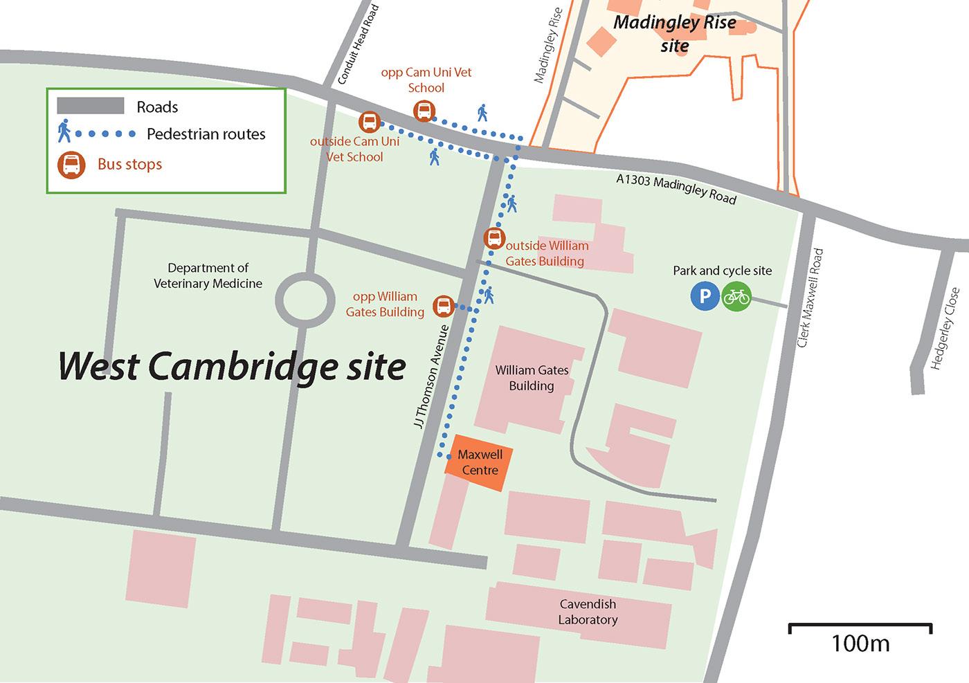 maps,cambridge,University of Cambridge,Transport,Cycling,streetmap