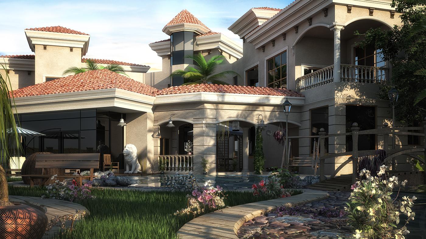 有設計感的30套豪宅設計欣賞