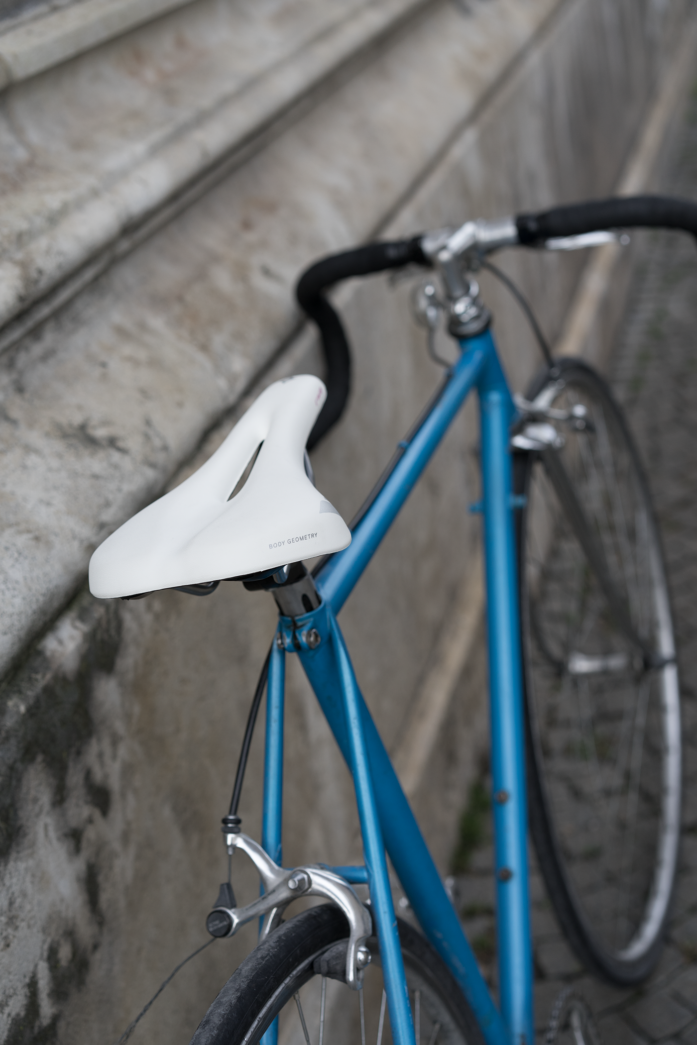 Bike saddle specialized product design