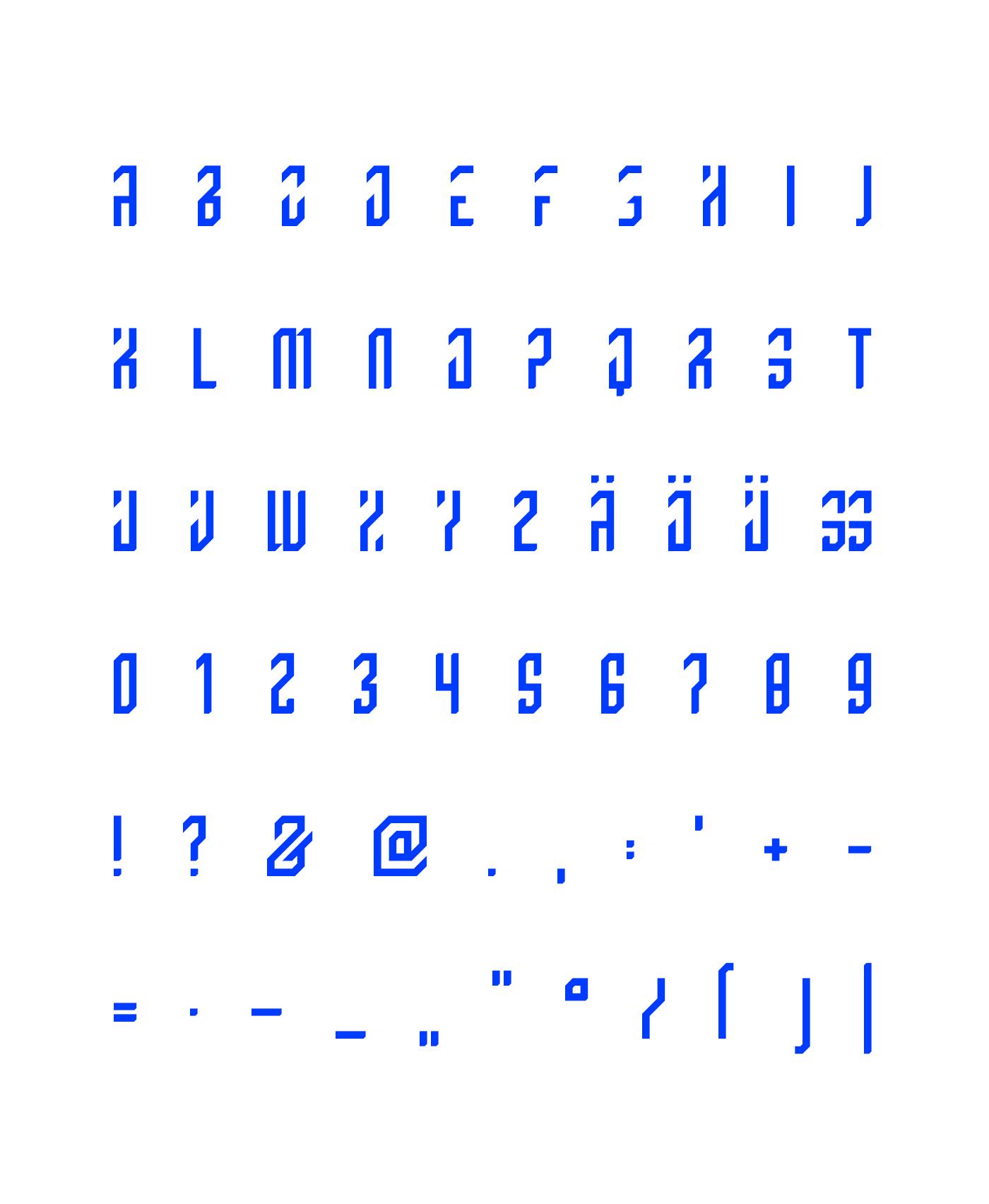 free type Typeface font typografie typography   schrift grad Free font berlin