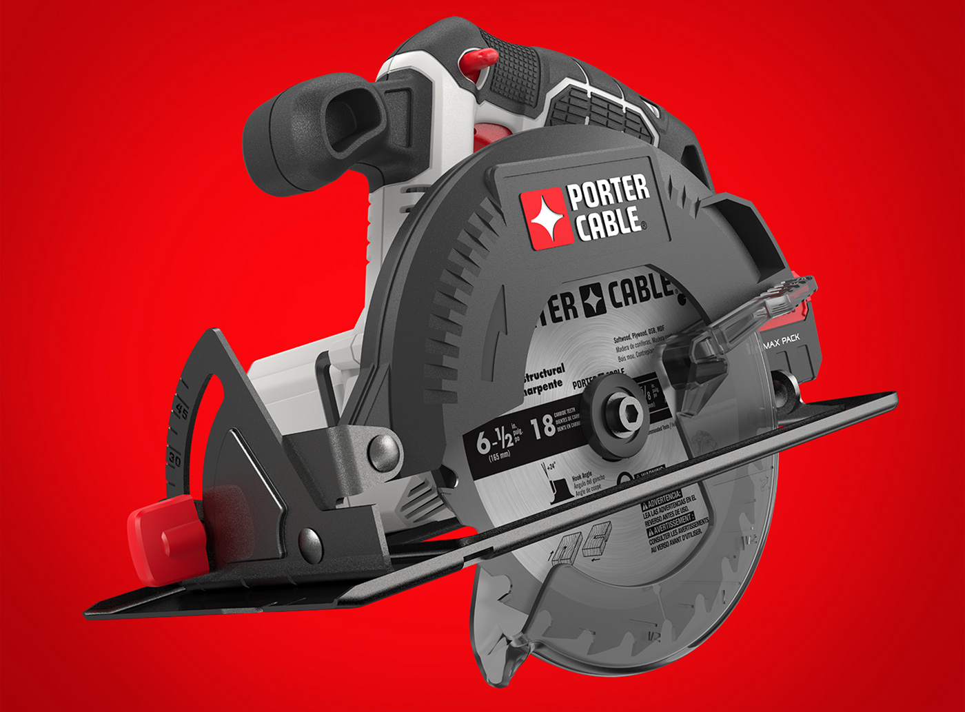 Porter Cable 20V Circ Saw on Behance