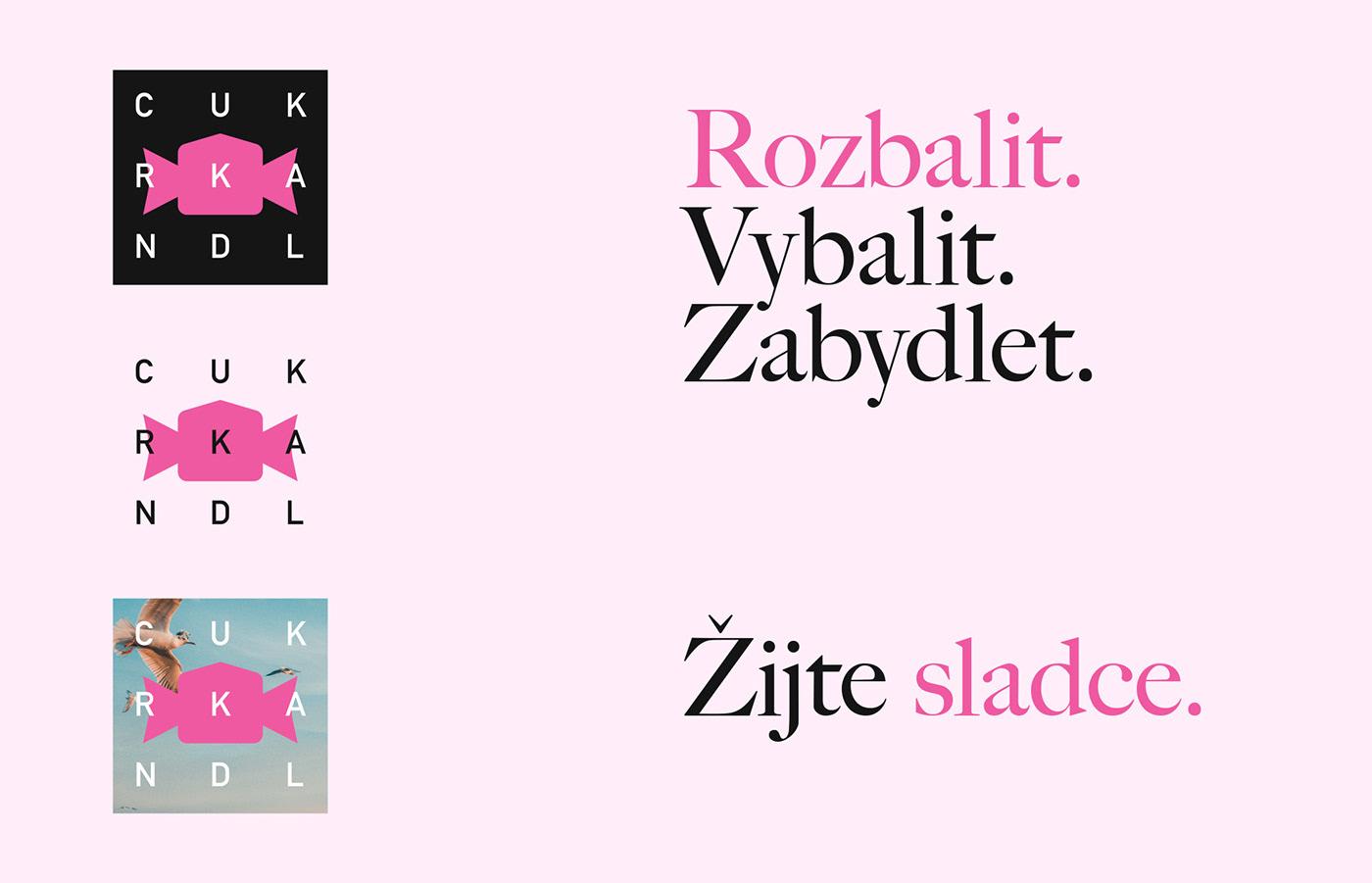 art direction  branding  concept Corporate Identity graphic design  logo Praha rebranding visual identity