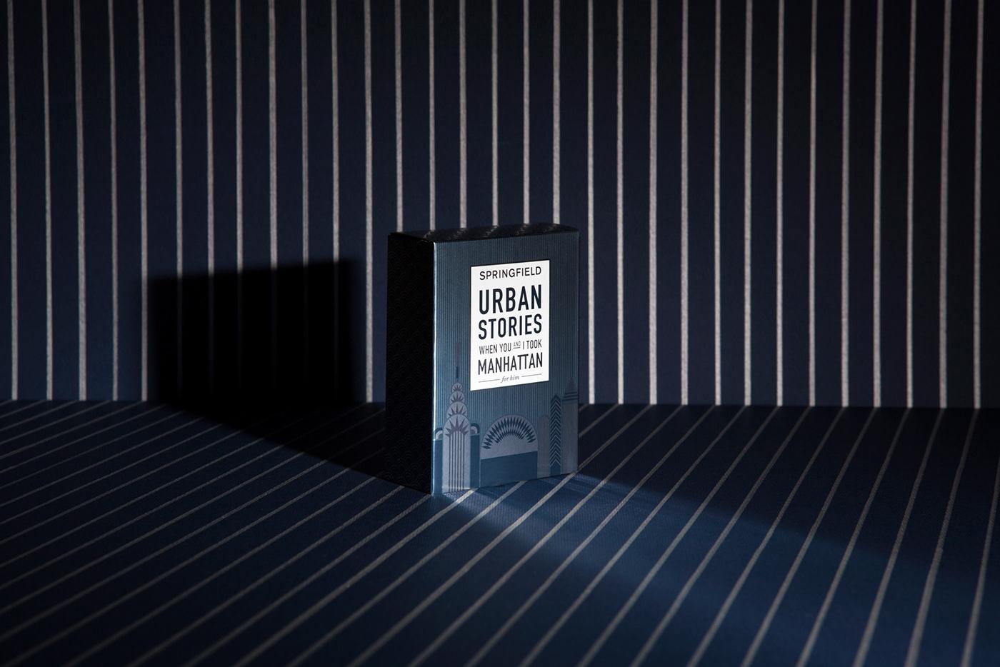 Packaging perfume art deco pattern ILLUSTRATION  glamorous shinny Springfield puig graphic design