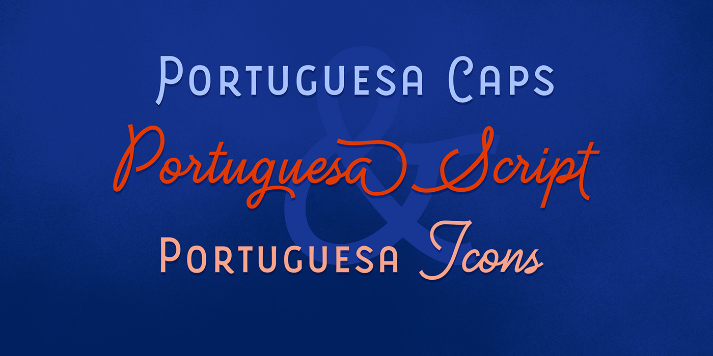 Portugal typography   lettering font design Typeface Patterns Calligraphy